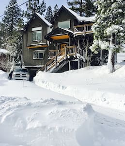 1/2 mile from Heavenly - Modern Mountain Room! - South Lake Tahoe - Huis