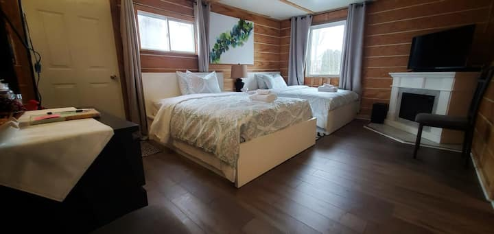 Lake Simcoe Fisher's Suite apartment