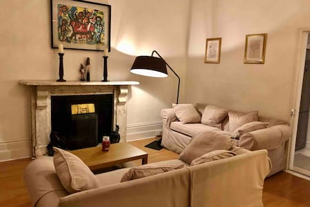 Beautiful 2 bed apt in Victorian house, Rathgar rd