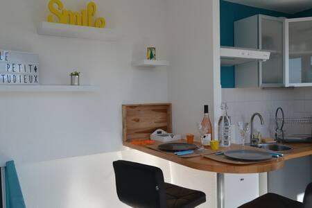 """Le """"petit studieux"""", studio cosy sur Albi"""