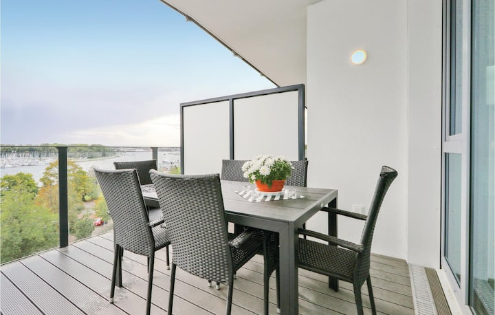 Stunning home in Lübeck Travemünde with Sauna, WiFi and 2 Bedrooms