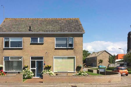 B&B Westcape met badkamer - Westkapelle - Bed & Breakfast