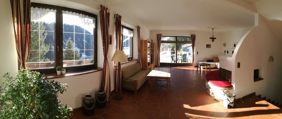 Ferienwohnung Haus Sonnenwende, 140m2 Urlaubsspaß