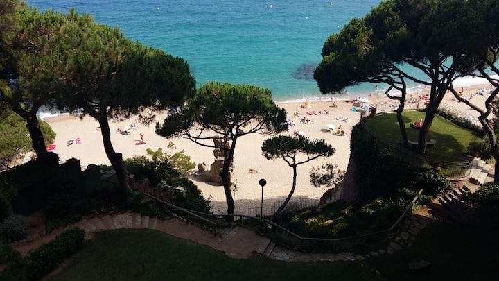 Apartamento 4 pax. vistas al mar y acceso playa