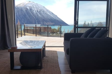 GreyStone Cedar House, Lake Ohau NZ - Ohau