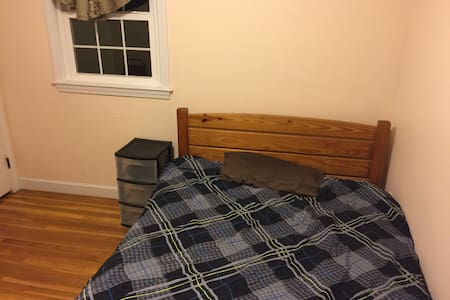 Guest bedroom 2 - Wayland