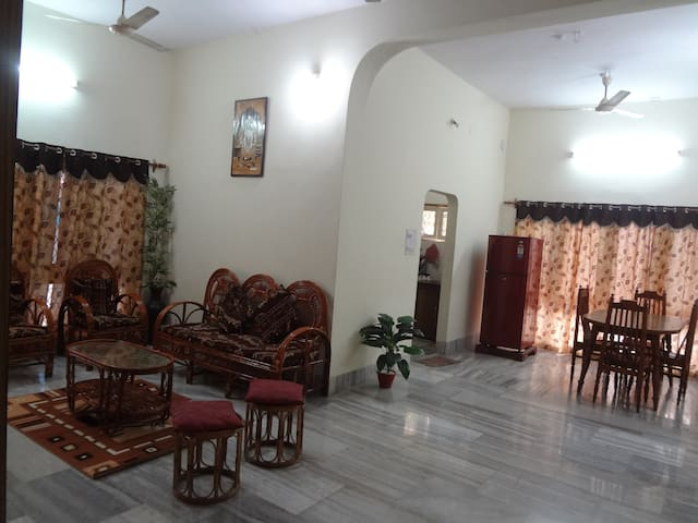 G. Ground Floor for Family Groups-New Bowenpally
