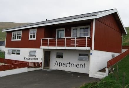 Hilltopp apartment