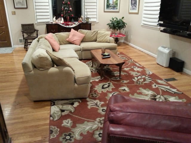 A quiet place to relax - Lanham-Seabrook - Bed & Breakfast