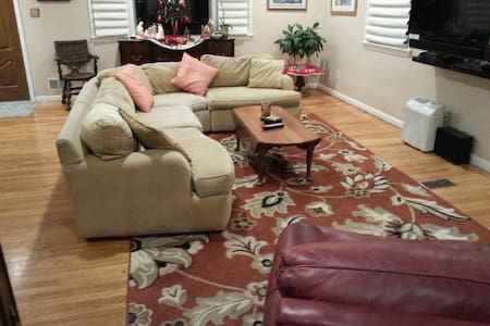 A quiet place to relax - Lanham-Seabrook