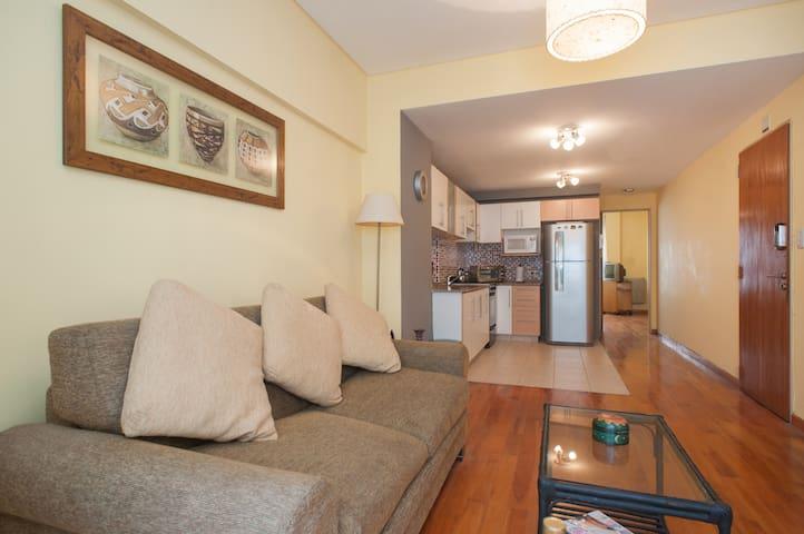 Beautiful 1 Bedroom Apartment - Buenos Aires - Apartament