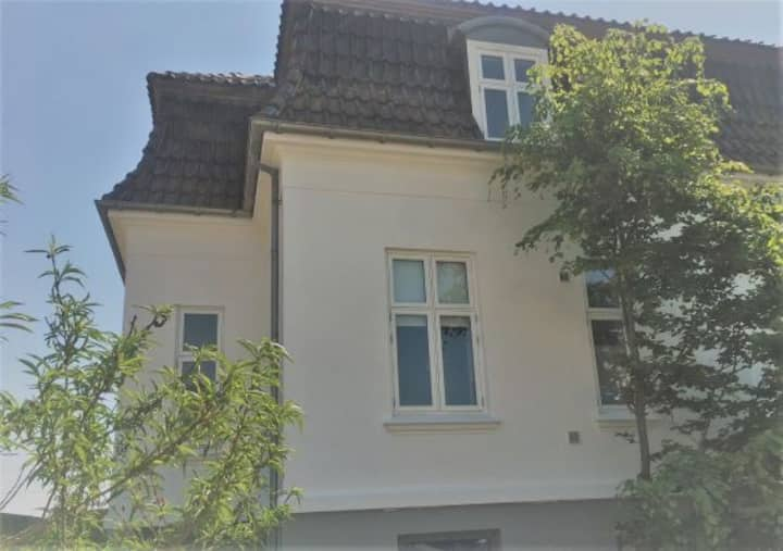 Kolding Downtown Apartment 3 room, 2 bath 60 sqm
