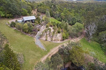 Self Contained Cottage Surrounded by native bush-W - Kobble Creek - ゲストハウス