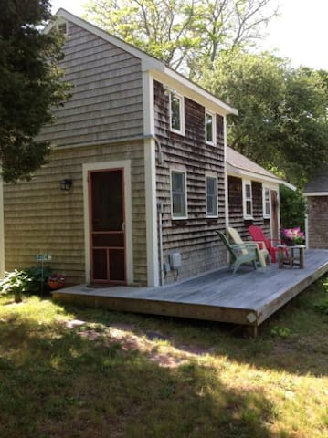 Quaint Cottage Near Rock Harbor - Orleans - Huis