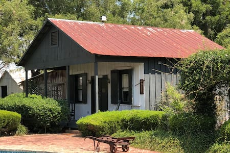 Loyd Hall Commissary Cottage
