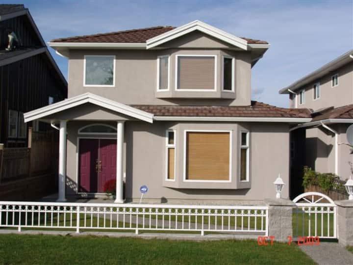 Nice Clean House in Quiet  Safe Neigbourhood