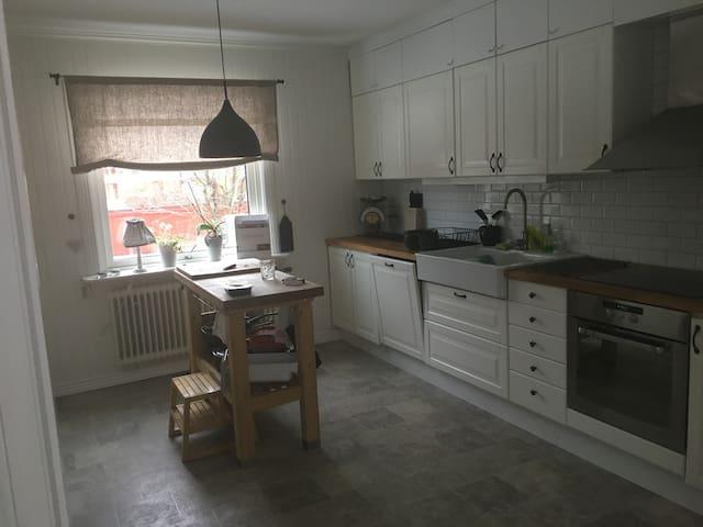 Stor rymmlig villa cntralt i Borlänge - Borlänge - Casa