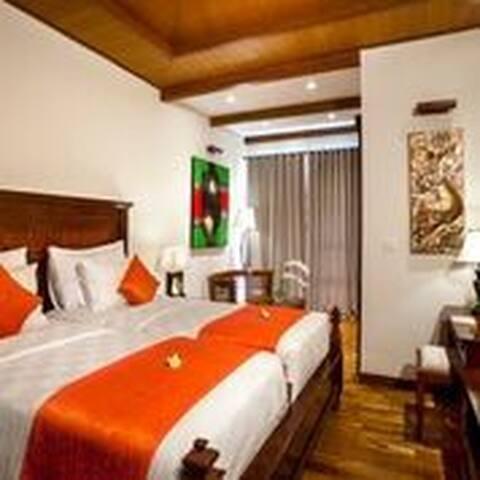 Classy and Comfortable Villa in Legian - Kuta - Leilighet