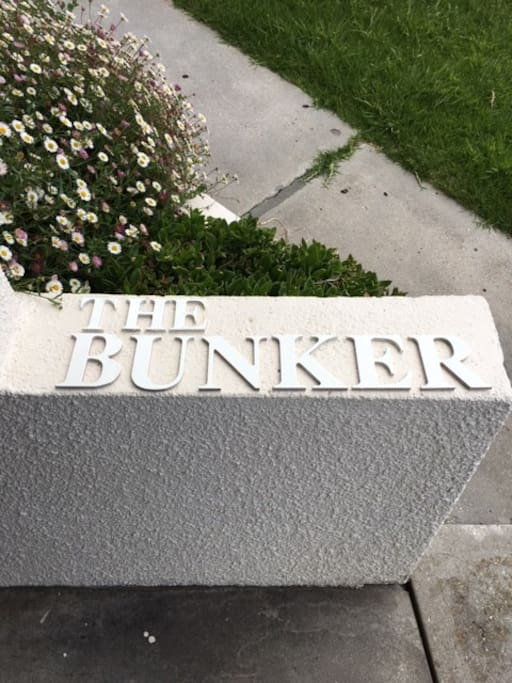 Welcome to The Bunker!