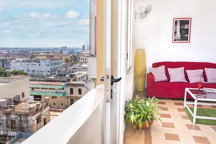 Indipendent Apartment Habana Mía Vista - WiFi