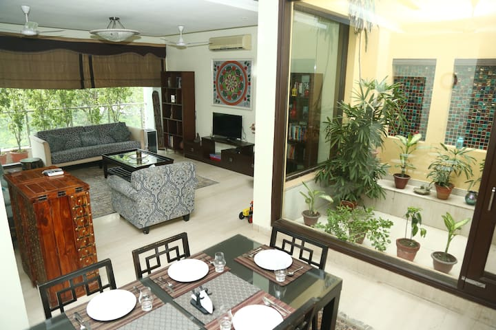 H is for Home - 3 BHK Apt in GK2. 10% off end Nov