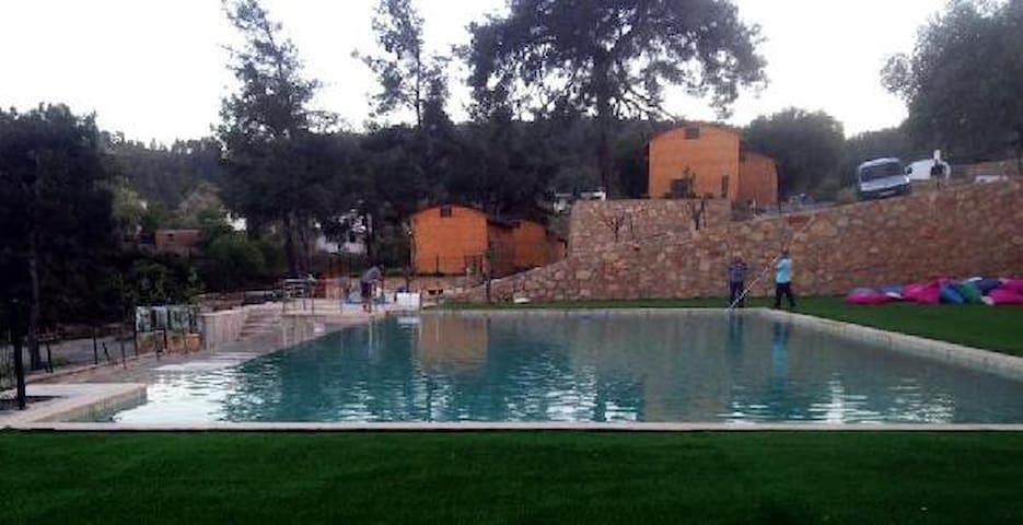 Bodrum Çamlık Bungalow  With  Pool # 501