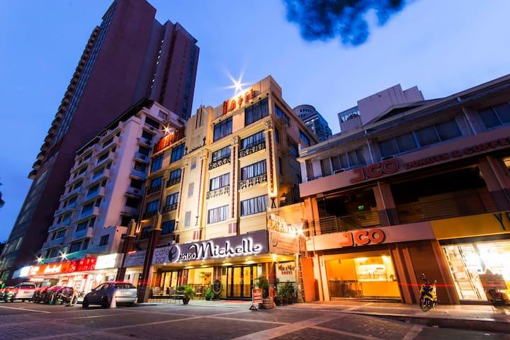 Miramar Hotel Manila