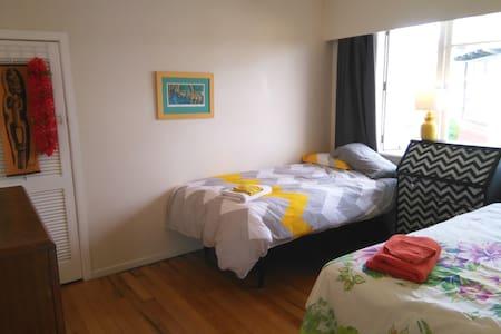 Sally's Spot.  Fresh eggs  & good quality sheets. - House