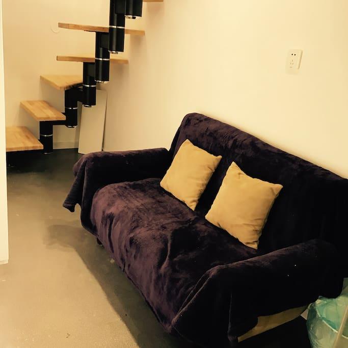 經典複式小房型 完美分隔的空間