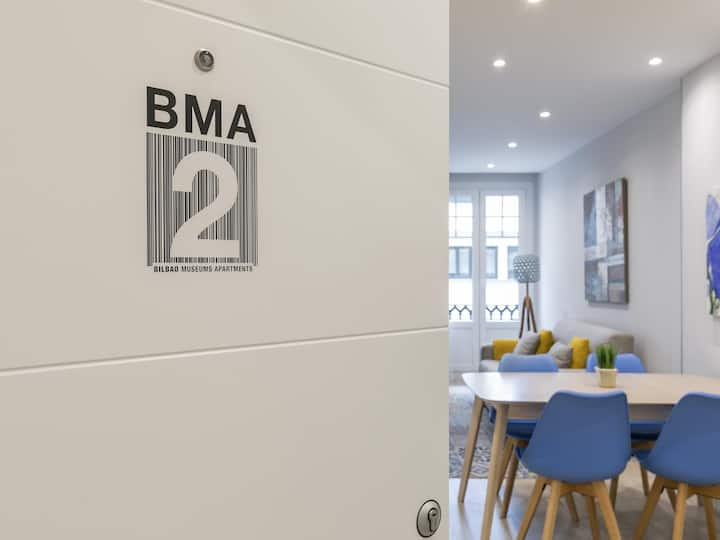 BMA2 by Forever Rentals. Deluxe 1bedroom apartment. Air conditioning and wifi.