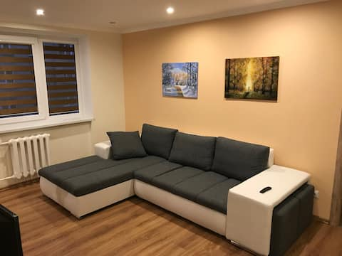 LUXE Studio-flat in Daugavpils