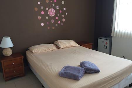 Habitacion grande c. bano priv. en buena ubicacion - Panama - Apartment