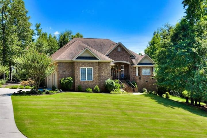 Master's Rental,  short drive to Augusta National