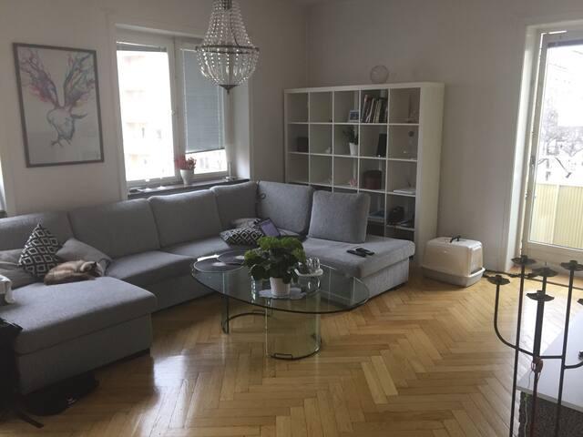 2-room near Stockholm Central - Stockholm - Apartment