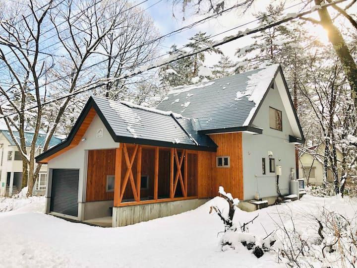 アルペンハウス白馬 Alpen House Hakuba