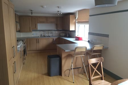 Big luxury apartment in the heart of Wallingford - Wallingford - Apartment