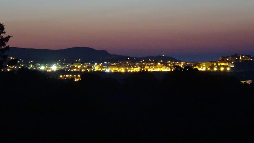 tra montagne ed il mare chalet, - Calenzana - Chatka
