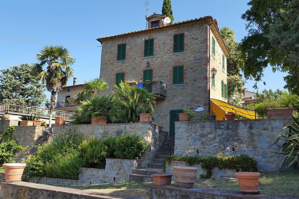 Villa biba la tua vacanza nel cuore dell 39 umbria villen for Progetta la tua villa