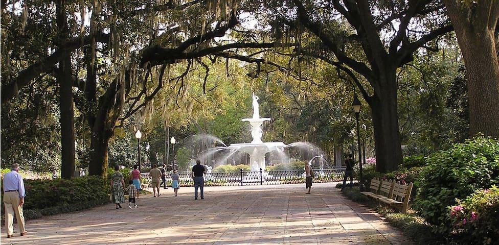 Downtown Savannah - Savannah - Byt