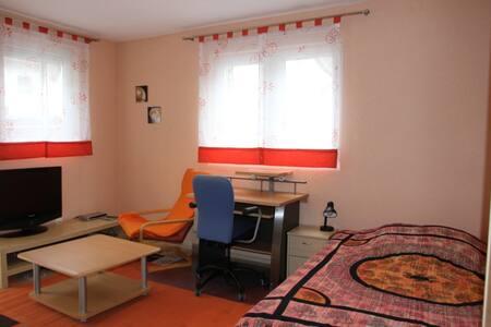 gemütliches Studio-Apartment, voll möbliert - Griesheim - Haus