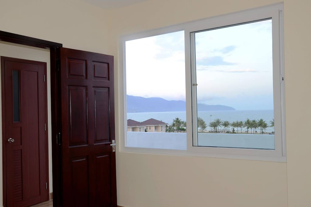 Lovely seaview from your room