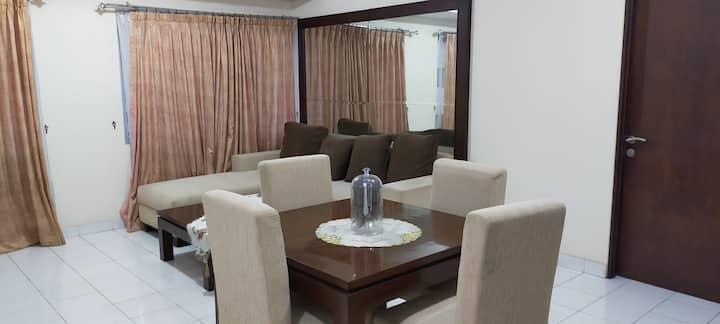 The 18Th Taman Rasuna Apartment 2BR/18N.27A