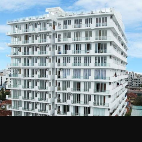 Beach breeze apartment