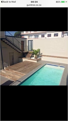 Fall in luv while the CBD whistles2 - Cape Town - Apartment