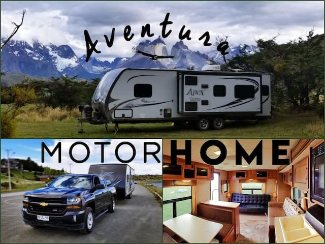 MotorHome Adventure Apex  in Torres  del Paine
