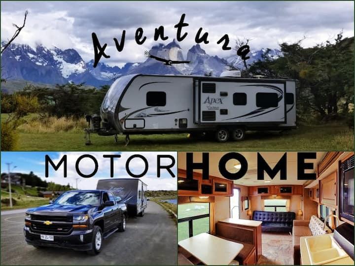 MotorHome Adventure Apex  in Torres  del Paine