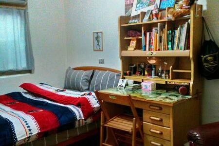 Double room no lift 5F新莊無電梯公寓雙人私人房間