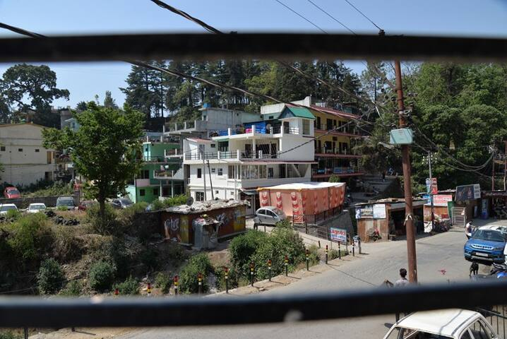 A Humble Dwelling in Bhowali