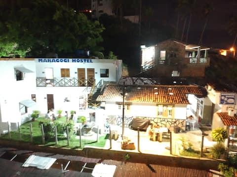 MARAGOGI HOSTEL - QUARTO FAMÍLIA C/ WC PRIVATIVO 1