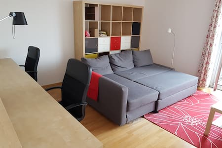 Central Appartment with 2 rooms! - 뮌헨(Munich) - 아파트